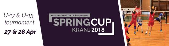Spring Cup Kranj 2018