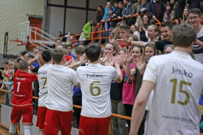 ACH Volley 4.3.2017
