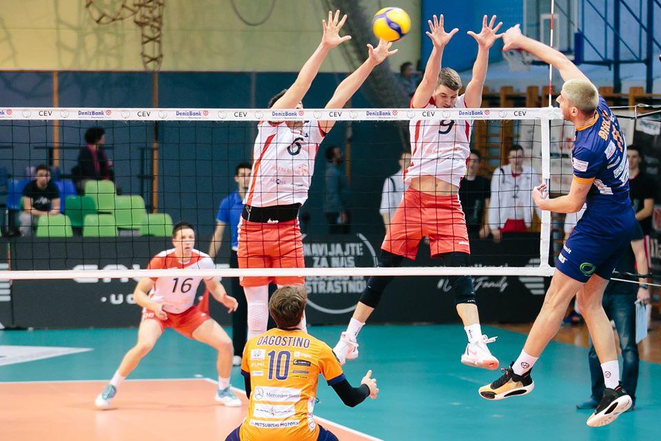 Pokal Slovenije - polfinale - foto Klemen Brumec